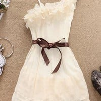 Cute Trendy Chiffon Dress for Summer