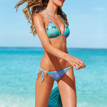 Ombré Triangle Top - Beach Sexy - Victoria's Secret