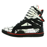 Iron Fist Women's Bonebreaker Sneakers - Black / White