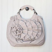 annabell blossom handbag by Melie Bianco - $84.99 : ShopRuche.com, Vintage Inspired Clothing, Affordable Clothes, Eco friendly Fashion