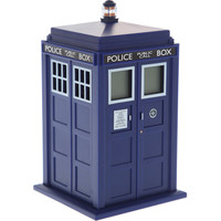 Doctor Who TARDIS Projection Alarm Clock | Hot Topic