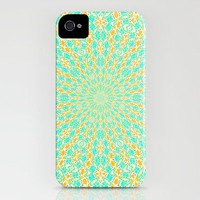 Aqua Soleil iPhone Case by Lisa Argyropoulos | Society6