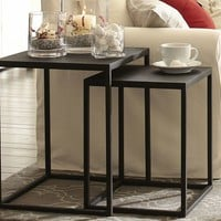 Burke Nesting Side Table