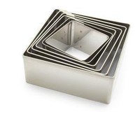 Square Cookie Cutter Set - Sur La Table