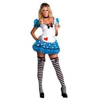 Wonderland's De-Light (Light-up) Adult Costume