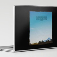 T.S. Eliot: Exploration Laptop & iPad Skin by Leah Flores | Society6