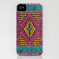 Native Rug iPhone Case by Romi Vega