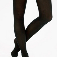 Opaque Nylon Thigh Highs $11