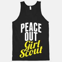 Peace Out, Girl Scout | HUMAN
