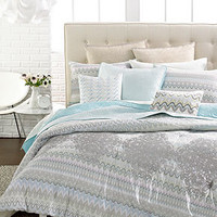 Home by Steve Madden Bedding, Laurel Comforter Sets - Apartment Bedding - Bed & Bath - Macy's