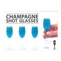 Mini Champagne Shotglasses