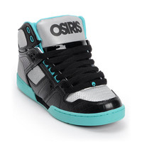 Osiris Kids NYC 83 Black, Gun & Sea Skate Shoe at Zumiez : PDP