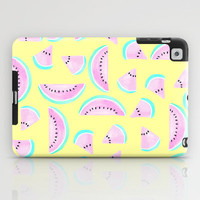 Summertime iPad Case by Lisa Argyropoulos