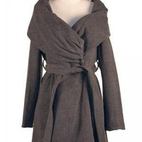 The Warm Embraces Coat - Outerwear - Clothing