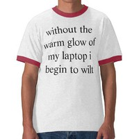 warm glow shirts from Zazzle.com