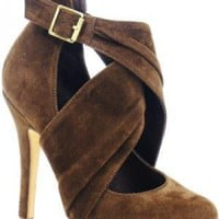 Sassafras Bark Heel - Shoes - Clothing