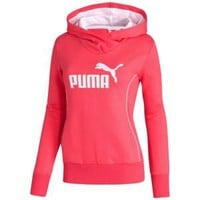PUMA Fleece Hoodie - Women's at Foot Locker