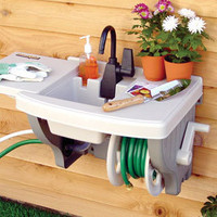 Outdoor Sink Station | Solutions