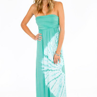 Tera Strapless Maxi Dress $46