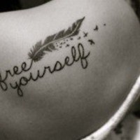 Just Like A Tattoo... /