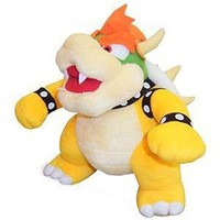 Nintendo Super Mario Brothers Mario Party 8 Inch Plush Bowser