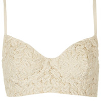 Thick Lace Bralet - New In This Week - New In - Topshop USA