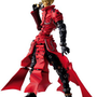 Trigun Revoltech Yamaguchi Super Poseable Action Figure #091 Vash the Stampede