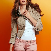 4-in-1 Cargo Jacket - Victoria's Secret