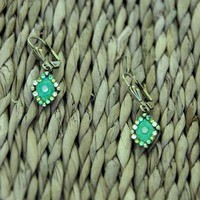 Limeonade Earrings - Jewelry