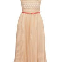 Oasis Shop | Cream Lace Esme Dress | Womens Fashion Clothing | Oasis Stores UK