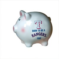 MLB Texas Rangers Born to be Piggy Bank