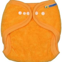 Mother-Ease One-Size Cloth Diaper (Orange)