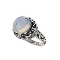 Round Engraved Ring - New In This Week - New In - Topshop