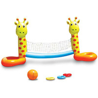 Giraffe Volleyball Pool Game