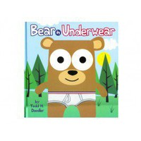 Bear in Underwear Book