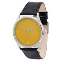 Indistinct Watch (Lemon Zest)