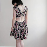 New Spring Summer cotton floral 2012 Cut out by katherinelkerrison