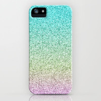 Sparkle #2 iPhone & iPod Case by lilacattack