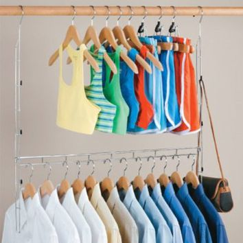 Organize It All Closet Doubler (1346W):Amazon:Home & Kitchen