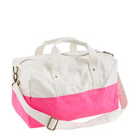Canvas overnight bag - bags - Boy's accessories - J.Crew