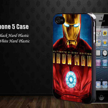 Ironman 2,Iphone 5 case,accesories case,cell phone
