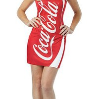 Coca-Cola Tank Dress | Oya Costumes