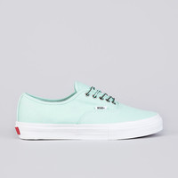 "Flatspot - Vans Syndicate Authentic Pro ""S"" Mike Hill / Mint / Vanilla"