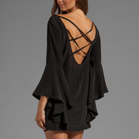 Gypsy Junkies Mini Tunic in Black from REVOLVEclothing.com