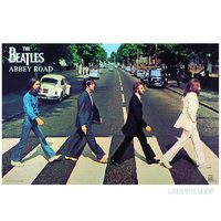 The Beatles - Abbey Road Poster on Sale for $7.95 at HippieShop.com