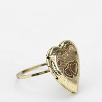 Urban Outfitters - Locket Ring