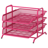 DOKUMENT Letter tray - pink  - IKEA