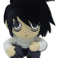 Death Note L Plush GE-7051