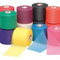 Mixed Colors Bulk Prewrap for Athletic Tape