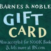 Barnes & Noble Green Gift Card